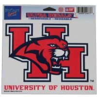 University Of Houston Ultra Decals 5