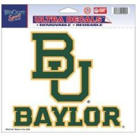 "Baylor Ultra Decals 5"" X 6"""