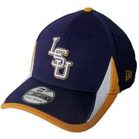 Lsu Tigers New Era 39Thirty Training Camp Hat
