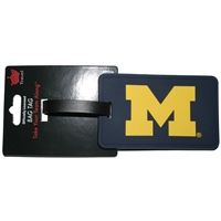 Michigan Soft Luggage/bag Tag