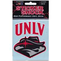 UNLV Rebels High Performance Transfer Decal