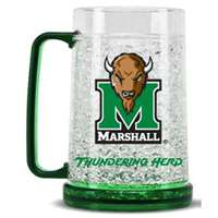Marshall Thundering Herd Mug - 16 Oz Freezer Mug