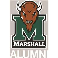 Marshall Thundering Herd Transfer Decal - Alumni