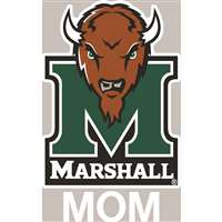 Marshall Thundering Herd Transfer Decal - Mom