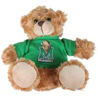 Marshall Thundering Herd Stuffed Bear