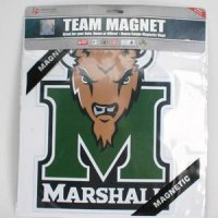Marshall Car Magnet