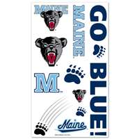 Maine Bears Temporary Tattoos