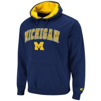 Michigan Wolverines Automatic Hooded Sweatshirt