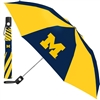Michigan Wolverines Umbrella - Auto Folding