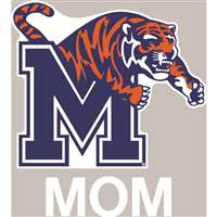 Memphis Tigers Transfer Decal - Mom