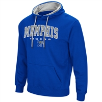Memphis Tigers Colosseum Zone III Hoodie - Arch