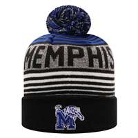 Memphis Tigers Top of the World Overt Cuff Knit Beanie