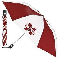 Mississippi State Bulldogs Umbrella - Auto Folding