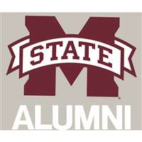 Mississippi State Bulldogs Transfer Decal - Alumni