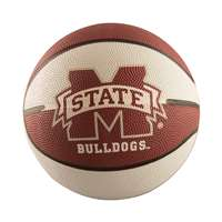 Mississippi State Bulldogs Game Master Mini Rubber Basketball