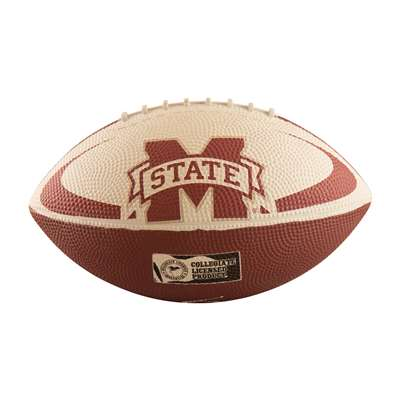 Mississippi State Bulldogs Game Master Mini Rubber Football
