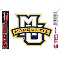 Marquette Golden Eagles Repositionable Vinyl Decal