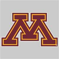 Minnesota Golden Gophers Die-Cut Transfer Decal