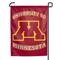 "Minnesota Golden Gophers Garden Flag By Wincraft 11"" X 15"""