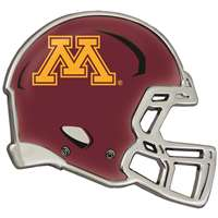 Minnesota Golden Gophers Auto Emblem - Helmet
