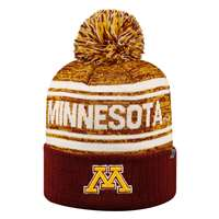 Minnesota Golden Gophers Top of the World Driven Pom Knit