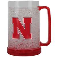Nebraska Mug - 16 Oz Freezer Mug