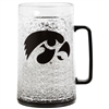Iowa Hawkeyes Mug - 16 Oz Freezer Mug