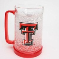 Texas Tech - 16 Oz Freezer Mug