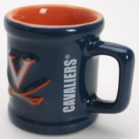 Virginia 2oz Sculpted Mug Shot