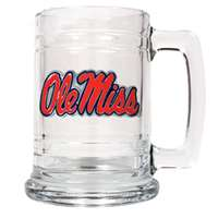 Mississippi 16oz Glass Tankard