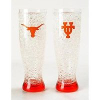 Texas - 16oz Flared Pilsner Freezer Glass
