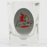 Louisville 2oz Square Shot Glass