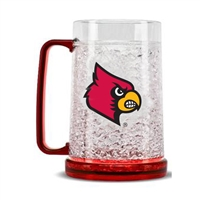 Louisville Cardinals - 16oz Freezer Mug