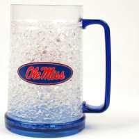 Ole Miss Rebels Mug - 16 Oz Freezer Mug