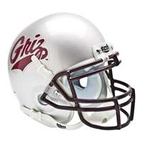Montana Grizzlies Mini Helmet by Schutt - Grey