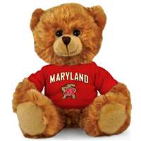 Maryland Terrapins Stuffed Bear