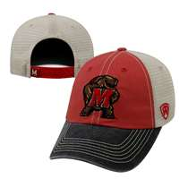 Maryland Terrapins Top of the World Offroad Trucker Hat