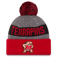 Maryland Terrapins New Era Sport Knit Beanie