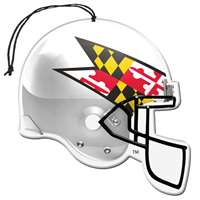Maryland Terrapins Vehicle Air Freshener - 3 Pack