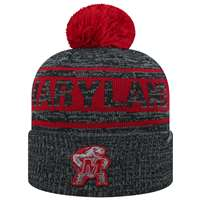 Maryland Terrapinns Top of the World Sock It 2 Me Knit Beanie