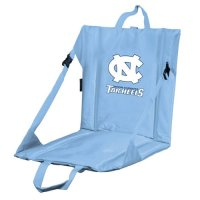 North Carolina Tar Heels Fold Open Stadium Seat