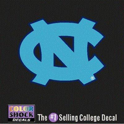 North Carolina Tar Heels Decal Nc Logo