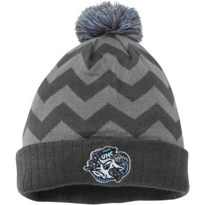 factory authentic 6ddd3 8865d North Carolina Tar Heels Top of the World Ladies Chevron Knit
