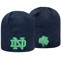 Notre Dame Fighting Irish Top of the World EZ DOZIT Beanie