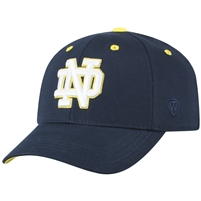 Notre Dame Fighting Irish Top of the World Rookie One-Fit Youth Hat