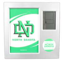 North Dakota University Digital Desk Clock