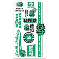 North Dakota University Temporary Tattoos