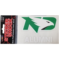 North Dakota Fighting Sioux Transfer Decal - Alumni