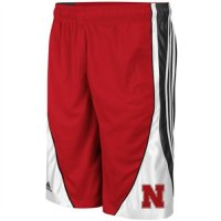 Adidas Nebraska Cornhuskers Flash Short