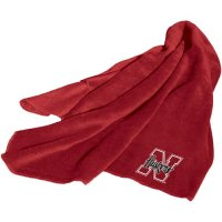Nebraska Cornhuskers Fleece Throw Blanket